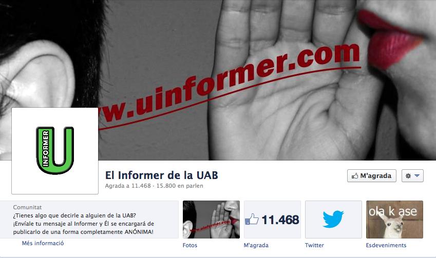 Informer UAB - Facebook