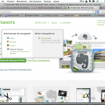 navegadores web clipper evernote