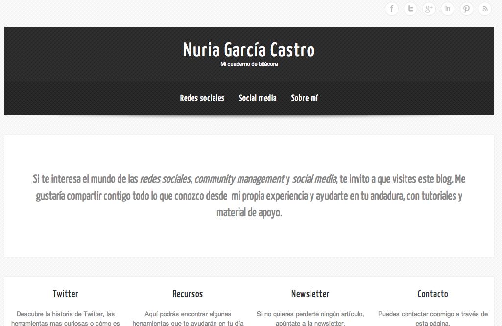 Nuria Garcia Castro