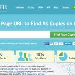 Plag Spotter y descubre si tu contenido está siendo duplicado